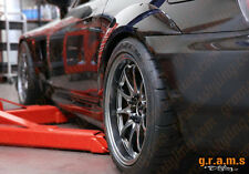 Honda S2000 2pcs CARBON FIBER Fender Flares +50mm for Wide Body Wide Arch V6