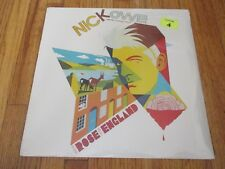 NICK LOWE & HIS COWBOY OUTFIT THE ROSE ENGLAND SEALED LP COLUMBIA RECORDS