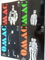 4 x Comic US - Omac  - # 1-4 -John Byrne -  DC -  Z. 1-2