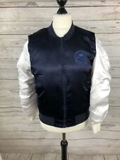 ADIDAS RITA ORA Quilted Bomber Jacket - UK10 - Great Condition - Women's