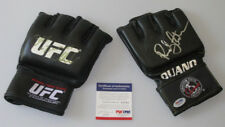 CHUCK LIDDELL & RANDY COUTURE  Hand Signed UFC Gloves + PSA COA, *BUY GENUINE*