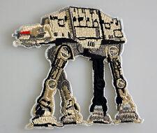 Star Wars - AT-AT Kampfläufer - Figur Logo Patch Aufnäher zum Aufbügeln - neu