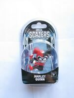"NECA Scalers 2"" Characters Wave 4 Harley Quinn Toy earbuds very Cute Collectible"