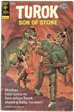 1976 Gold Key Comics TUROK, SON OF STONE #102 VG