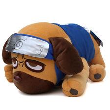 Anime Naruto Pakkun Dog 40CM Plush Toys Soft Stuffed Animals Kids doll Gift New