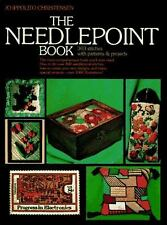 Needlepoint Book : 303 Stitches with Patterns and Projects by Jo I. Christensen