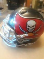 """nfl mini 6"""" helmet tampa bay buccaneers"""