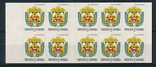 [24220] French Andorra 1998 Booklet Coat of Arms MNH