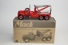 First Gear 1960 B-61 Mack Tow Truck 1:34 Scale Chicago Fire Dept 19-2234 New!