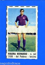 CORRIERE DEI PICCOLI 1966-67 - Figurina-Sticker - ROGORA - FIORENTINA -New