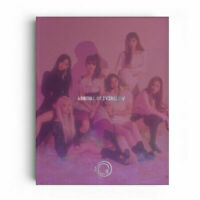 IN STOCK NOW! EVERGLOW [ARRIVAL OF EVERGLOW]ALBUM - KPOP SEALED  AUS TRACKING