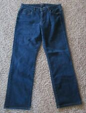CHAPS Denim Madden Straight Stretch Jeans size 12