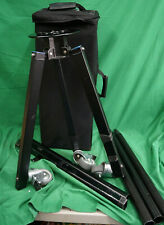 Camera Tripod With Wheels With Accessories & Case