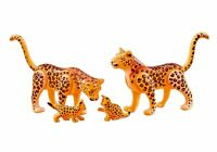 Playmobil Add On #6539 Leopard Family - New Factory Sealed