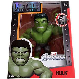 Jada Metals Die Cast figura di Marvel Avengers Hulk 1596