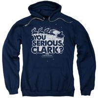 CHRISTMAS VACATION YOU SERIOUS CLARK Hooded and Crewneck Sweatshirt SM-3XL