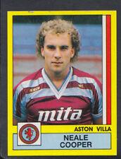 Panini Football 1987 Sticker - No 30 - Neale Cooper - Aston Villa  (S888)