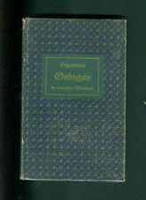 Gedichte in Westricher Mundart Paul Schandein 1892 Pfälzisch Pfälzer Sprache