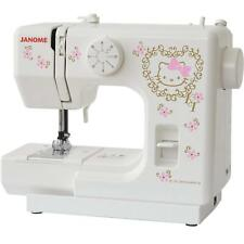 Hello Kitty electric sewing machine KT-35 from Japan EMS Janome F/S NEW KAWAII