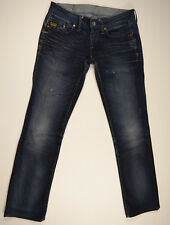 G-Star Raw Jeans 'MIDGE STRAIGHT WMN' W29 L30 EUC RRP $289 Womens