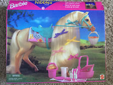 1995 Barbie Nibbles Horse Mint