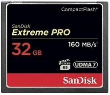 SanDisk CompactFlash Camera Memory Cards with High Speed