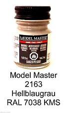 Model Master 2163 Hellblaugrau RAL 7038 KMS 1/2 oz Enamel Paint Bottle