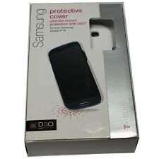 OEM T-MOBILE D3O SAMSUNG Galaxy S3  Protective Case Cover WHITE