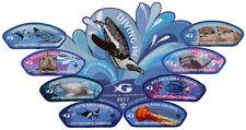 2017 Boy Scout Jamboree Atlanta Area Council JSP CSP Patch Set Georgia Aquarium