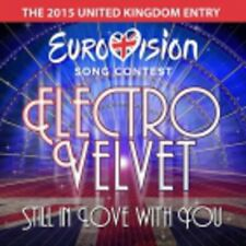 Still In Love With You - Electro Velvet (2015, CD Single NEUF)