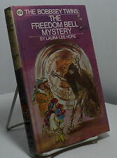 The Freedom Bell Mystery by Laura Lee Hope - Bobbsey Twins #69