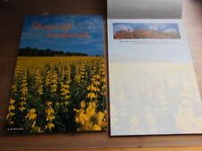 SCHREIBBLOCK A4 - 25 bedruckte Blätter Landschaften und Bibelworte # NEU