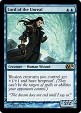 LORD OF THE UNREAL M12 Magic 2012 MTG Blue Creature — Human Wizard Illusion RARE