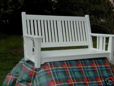 "Mission II 48"" Porch Swing by  SFK Furniture"