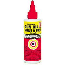 G96 Gun Oil 118ml Squeeze Bottle 1054