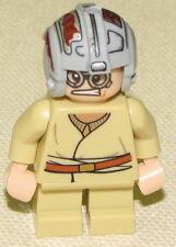 LEGO STAR WARS ANAKIN SKYWALKER POD RACER MINIFIG MINIFIGURE KEYCHAIN REMOVED