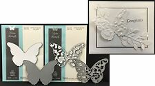 Lydia & Sorona Bundle Butterfly Metal Die set Memory Box Cutting Dies Insects