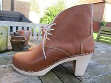 New Lotta from Stockholm Maguba Casablanca Natural Clog Boot  Size 40