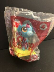 Littlest Pet Shop LPS #4 Sunil Nevla McDonalds Happy Meal Toy