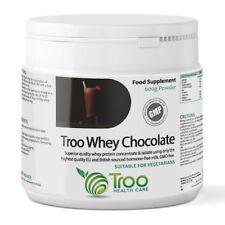 Troo Whey Protein Powder 600g - Chocolate