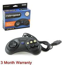 NEW CONTROLLER FOR SEGA GENESIS MADE BY RETRO-BIT GAMEPAD JOYTICK