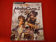 Magna Carta 2 Xbox 360 Strategy Guide Player's Hint Book