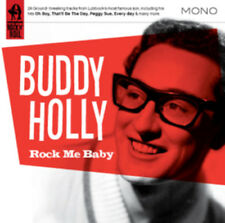 Buddy Holly : Rock Me Baby CD (2009) ***NEW***