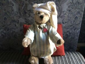 Deans Bear Scrooge, Dickens Collection.