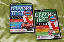 Driving Test Success Practical&Theory Drive Train Preparation