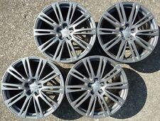 Orig Audi S8 Alufelgen 9 x 20 ET 37 4H0601025AE 9x20 ET37 A8 A5 S5 A6 S6 A7 S7
