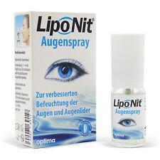 Liponit Augenspray 1er Pack (1 x 10 ml)