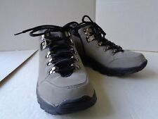 MOUNTAIN AIR ANKLE BOOTS HIKING SHOES GRAY 8 M ~ NWOB