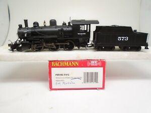 Bachmann Ho 51812 2-6-0 steam locomotive, Wabash, DCC Sound, for repair