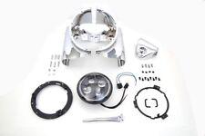 Freight Train Headlight Nacelle Kit For Harley-Davidson Touring 1986-2013